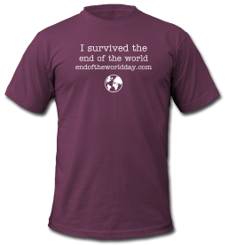 End of the World Day T-Shirt
